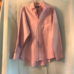 Men's Chaps Dress Shirt 16- 16 1/2. Large